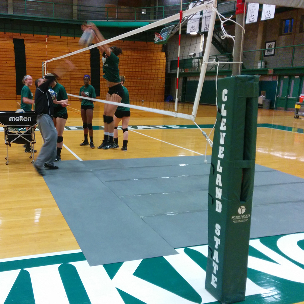 SmartCells Volleyball Injury Protection products allow your players to train longer and harder while reducing their risk of overuse injury.