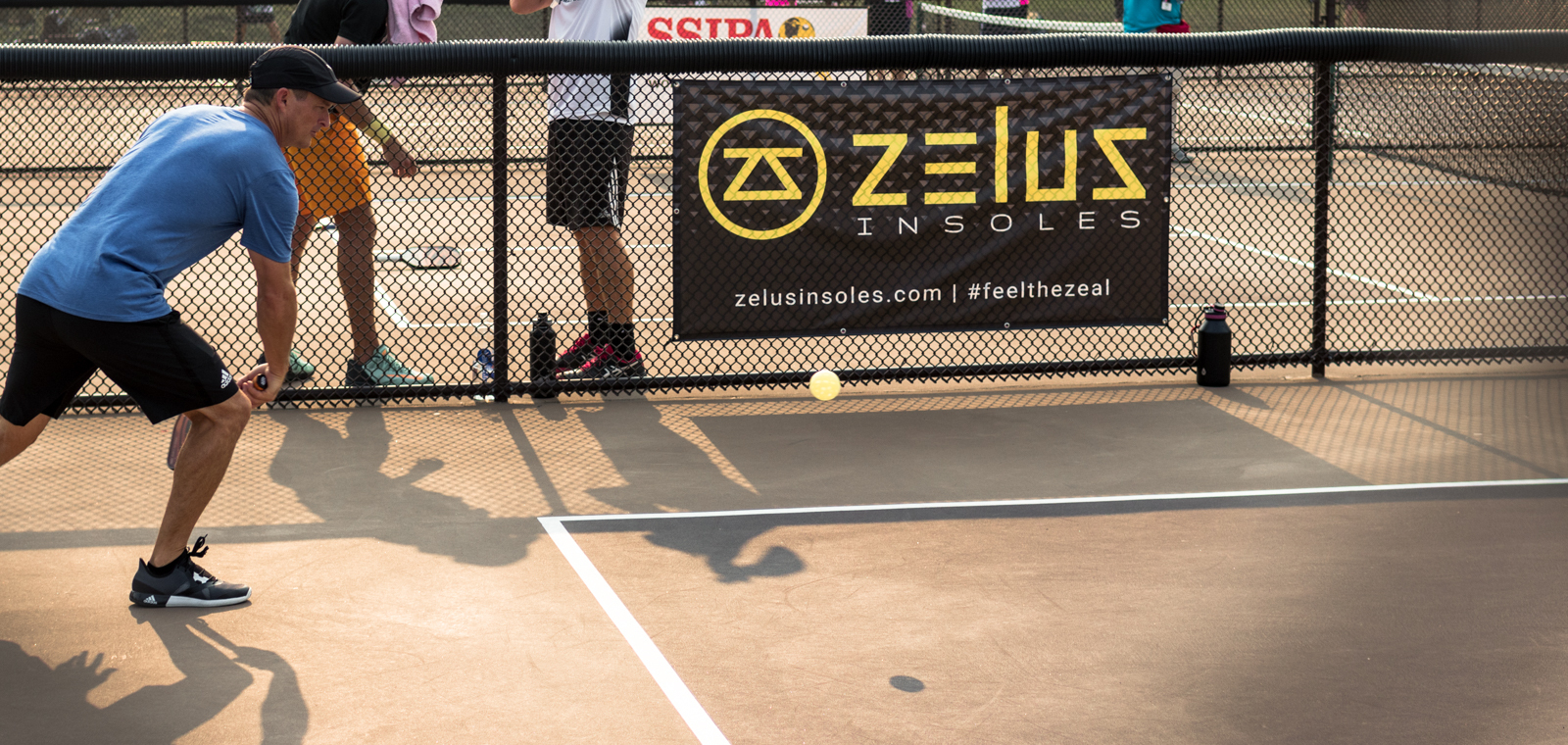 Zelus Insoles Becomes Official Insoles Partner of the USA Pickleball Association