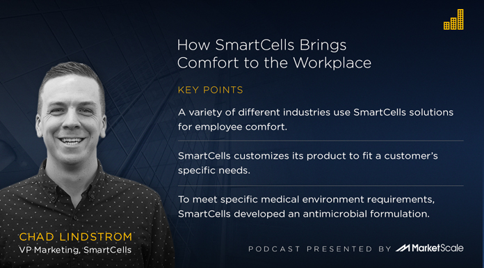 Podcast: Cushioning the Blow: How SmartCells Brings Comfort to the Workplace