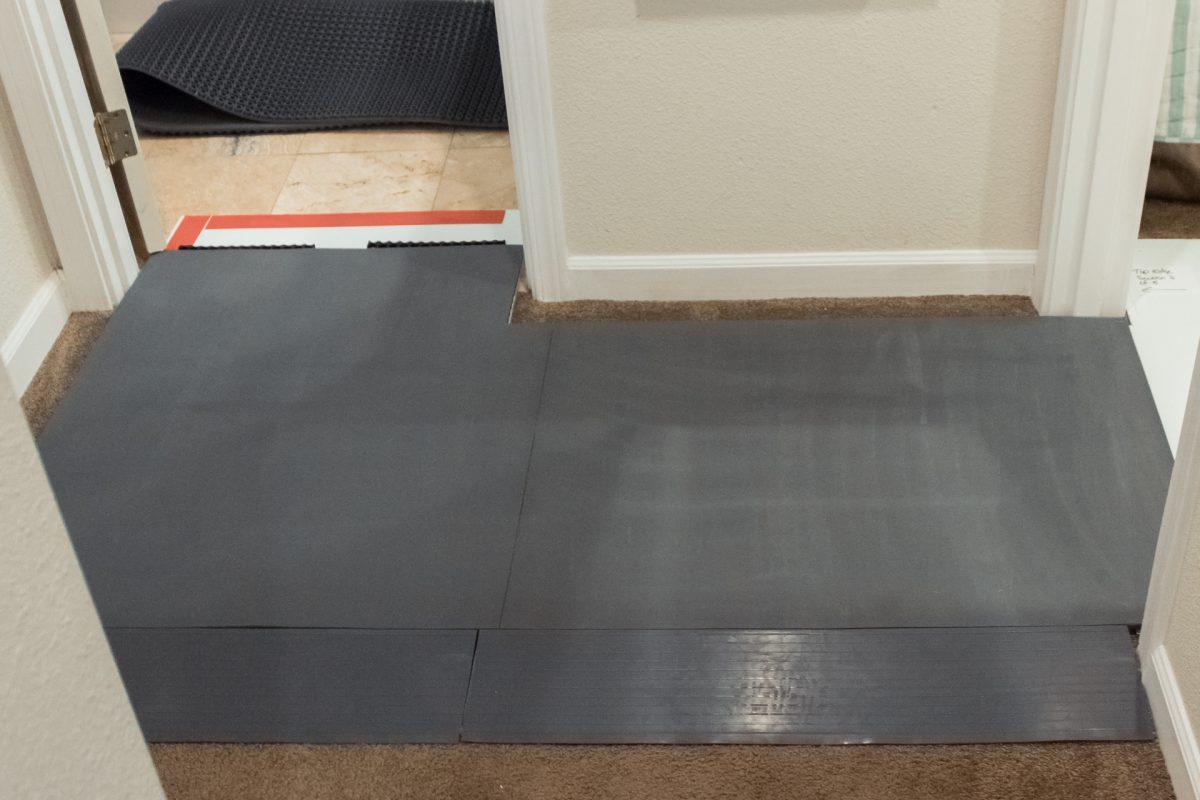 2.) Custom Mats & Flooring